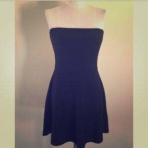 H&M Strapless Little Black Dress